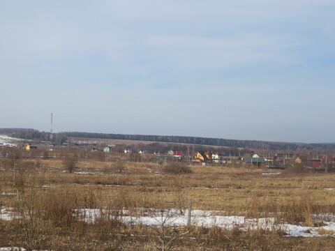 Продам участок 15 сот. д. Русятино, Заокского р-на, Тульской области - Фото 1