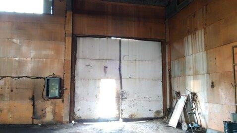 Производственно-складское помещение с высоким потолком. - Фото 5