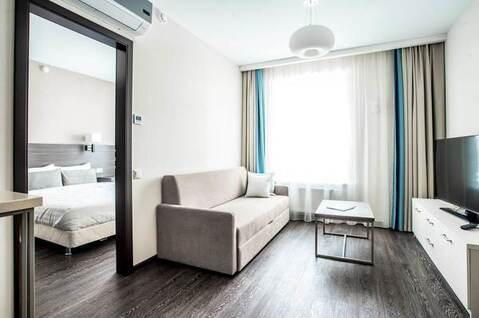 Сдаются 2-комнатные апартаменты с парковкой на сутки - Фото 1