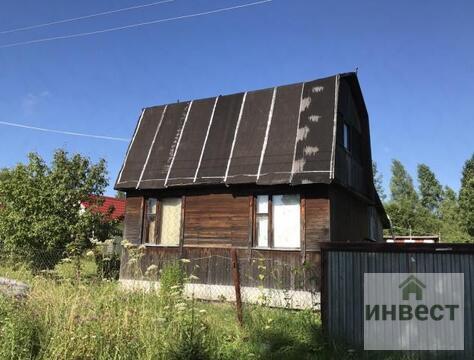 Продается 2х этажная дача 72 кв.м на участке 11 соток, д.Шапкино, СНТ - Фото 1