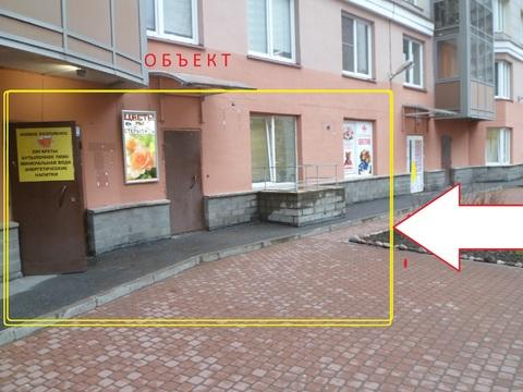 Сдам под магазин, услуги 123 кв. м, м. Гражданский пр. - Фото 4