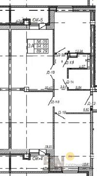 3-ком квартира в Юрьевце - Фото 1