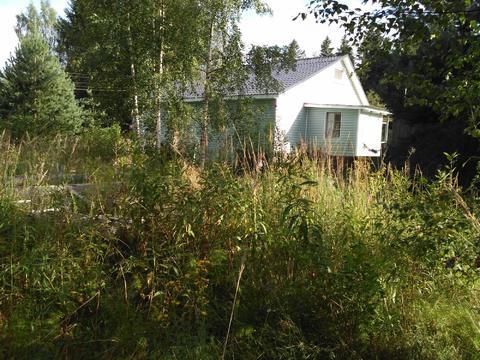 Продам участок в Кобрино Гатчинский р-он с фундаментом под дом. - Фото 1