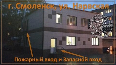 Аренда - помещения свободного назначения 360 кв.м, г. Смоленск, ул. Н - Фото 3