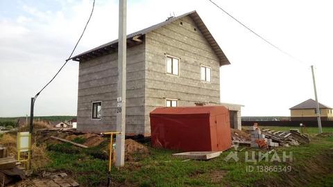 Дом в Тюменская область, Тюменский район, с. Кулига ул. Бирюзовая . - Фото 2