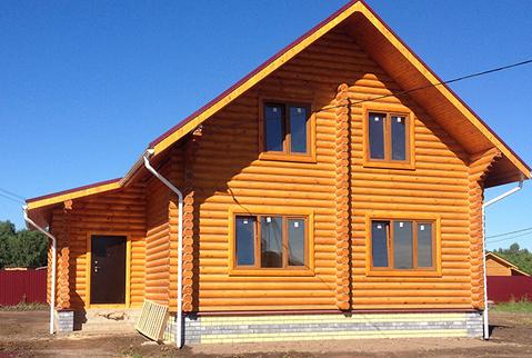 Новый коттедж в Березовке Богородского района - Фото 2