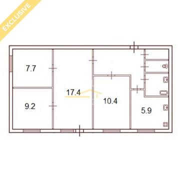 4 комнатная квартира Леонова 36 - Фото 2