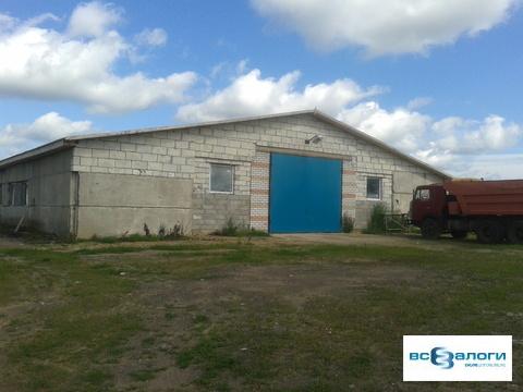 Продажа производственного помещения, Нерльское, Калязинский район - Фото 1