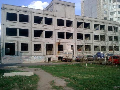 Продается здание 1500 кв.м. в Заволжском р-не г.Твери - Фото 1