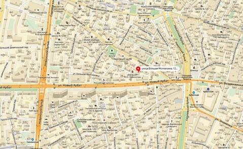 Продажа арендного бизнеса (офисный блок 415 м2) у метро Арбатская - Фото 2