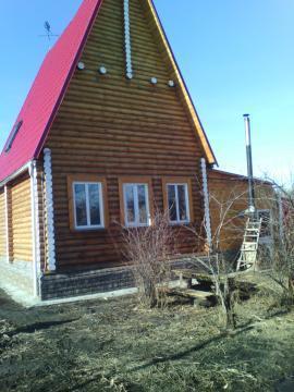 Дом из сосны - Фото 2