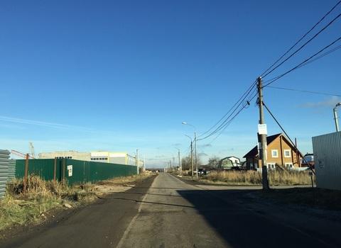 Земельный участок промышленного назначения в Новой Москве - Фото 4