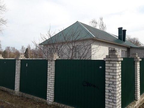 Продается дом в г.Кимры Коммунистическая наб. 10 - Фото 1