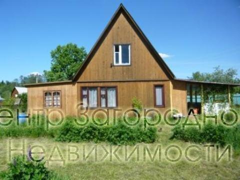 Дом, Киевское ш, 60 км от МКАД, Плесенское, в коттеджном поселке. . - Фото 1