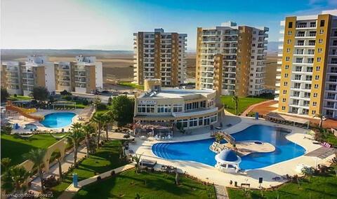 Сдам отличную квартиру-студию в комплексе Цезарь Резорт Кипр - Фото 2