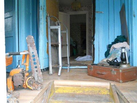 Часть дома в поселке Красный Куст Судогодского района, Продажа домов и коттеджей в Судогодском районе, ID объекта - 502080071 - Фото 1