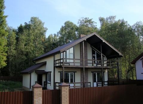 Продаётся новый дом 225 кв.м с уч. 10 соток - Фото 1