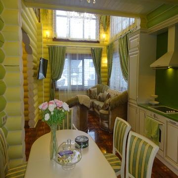 Дом из оцилиндрованного бревна 183 кв.м. с участком 15 соток. - Фото 3