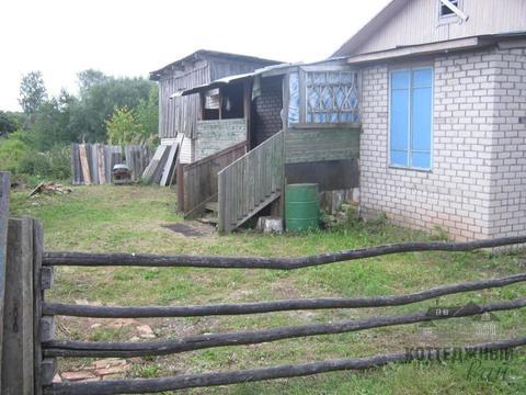 Купить дом в Старорусском районе, деревня Псижа - Фото 3