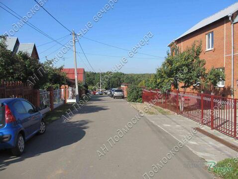 Каширское ш. 7 км от МКАД, Мисайлово, Участок 8 сот. - Фото 1