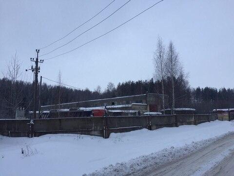 Производственно складское помещение 1400 кв.м. Земельный участок 70 . - Фото 2
