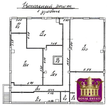 Аренда офиса, Симферополь, Ул. Жильцовой - Фото 1