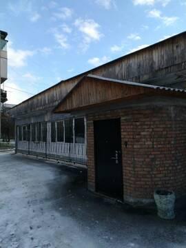 Нежилое здание в Зеленой роще, Продажа офисов в Красноярске, ID объекта - 600984451 - Фото 1