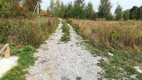 Участок ИЖС в Сертякино, Подольск - Фото 1