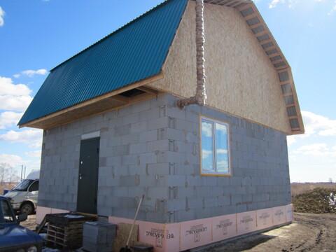Дом в с.Введенское - Фото 1