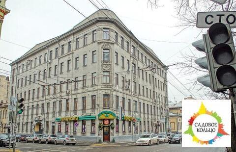1-й этаж жилого дома. Отдельный вход с улицы Новая Басманная, первая л - Фото 2