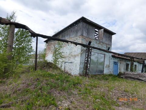 Продается Промышленные земли. , Тотьма Город, Запольная улица 17а - Фото 4