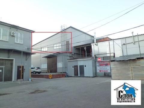 Сдаю теплое помещение 260 кв.м.под производство на ул.Товарная - Фото 2