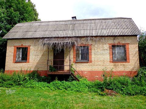 Продам кирпичный дом 200м и 19 соток в д.Лаговское Подольского р-на - Фото 2