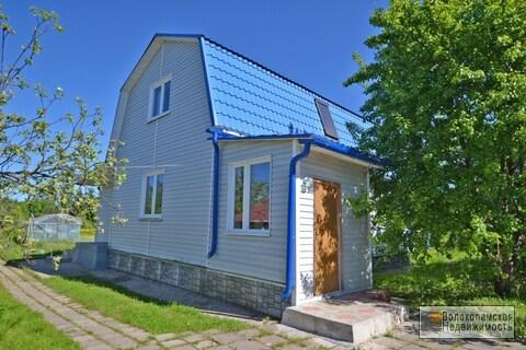 Два дома на участке 25 соток в деревне Голубцово - Фото 3
