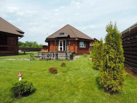 Шикарный дом в охраняемом поселке рядом с деревней Гурьево - Фото 4