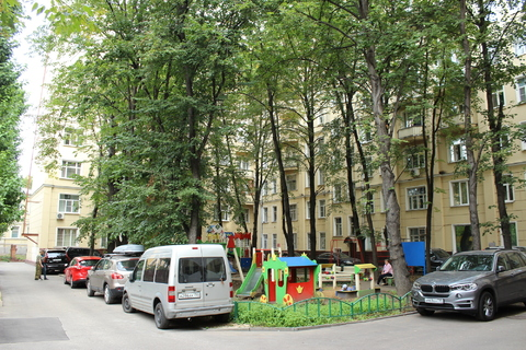 Продажа трехкомнатной квартиры в Староконюшенном переулке 19 - Фото 2