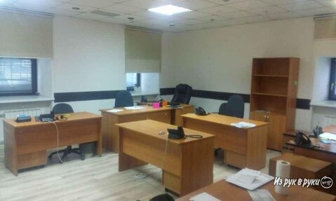 Аренда офиса 79.3 кв.м. Метро Кропоткинская - Фото 1