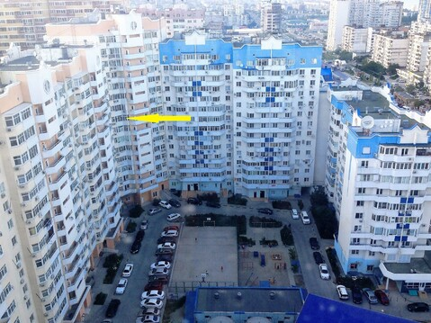 Продажа элитной трехкомнатной с мебелью и техникой в Новороссийске. - Фото 4