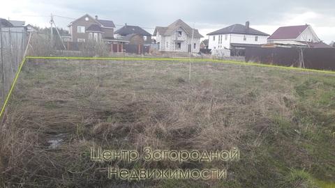 Участок, Щелковское ш, Ярославское ш, 15 км от МКАД, Щелково, . - Фото 1