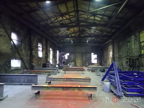 Помещение под производство/склад (512кв.м, кран-балка) - Фото 1