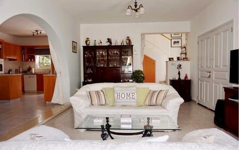 Прекрасная 3-спальная Вилла рядом с удобствами в пригороде Пафоса - Фото 2