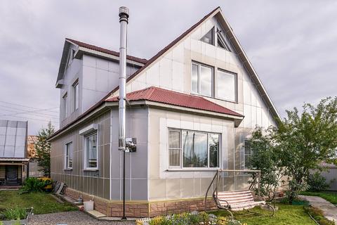 Добротный Дом 187,6 кв.м, с добродушным характером. - Фото 1