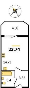 ЖК «Молодежный» , Владимир, Северная ул, д.2а, Квартира на продажу - Фото 1