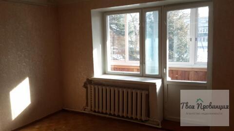 1 комнатная квартира в кирпичном доме село Ивановское Ступинский район - Фото 1