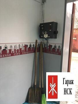 Продам капитальный гараж ГСК Гидроимпульс № 157в. вз Академгородка - Фото 4