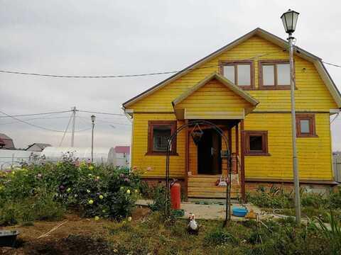 Дом 95 кв.м, Чеховский район сп Баранцевское д.Бавыкино - Фото 4