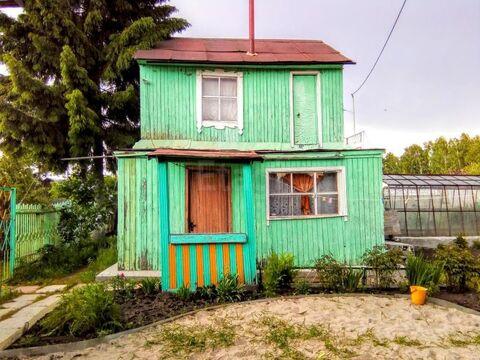 Продам 2-этажн. дачу 50 кв.м. Ялуторовский тракт - Фото 4