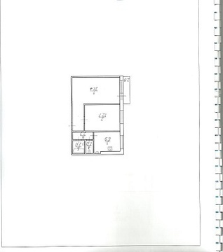 2х комнатная квартира Перспективная 4 - Фото 2