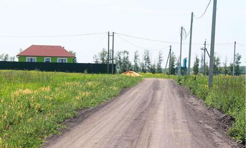 Продается участок (индивидуальное жилищное строительство) по адресу д. . - Фото 1