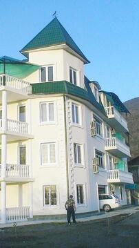 Абхазия. Гагра. 4-х этажный гостевой дом на 27 номеров. 1000 кв.м. - Фото 5